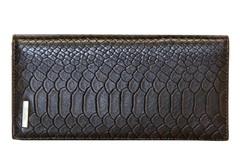 Купюрник с визитницей кожаный мужской Prensiti K 98633